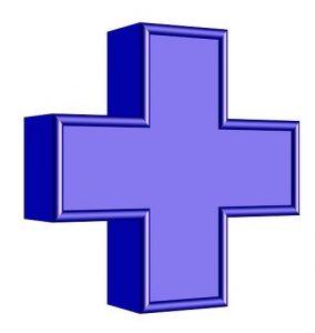 croix de la pharmacie
